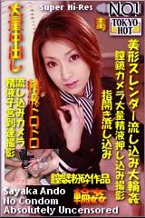 a slender slut - Sayaka Ando